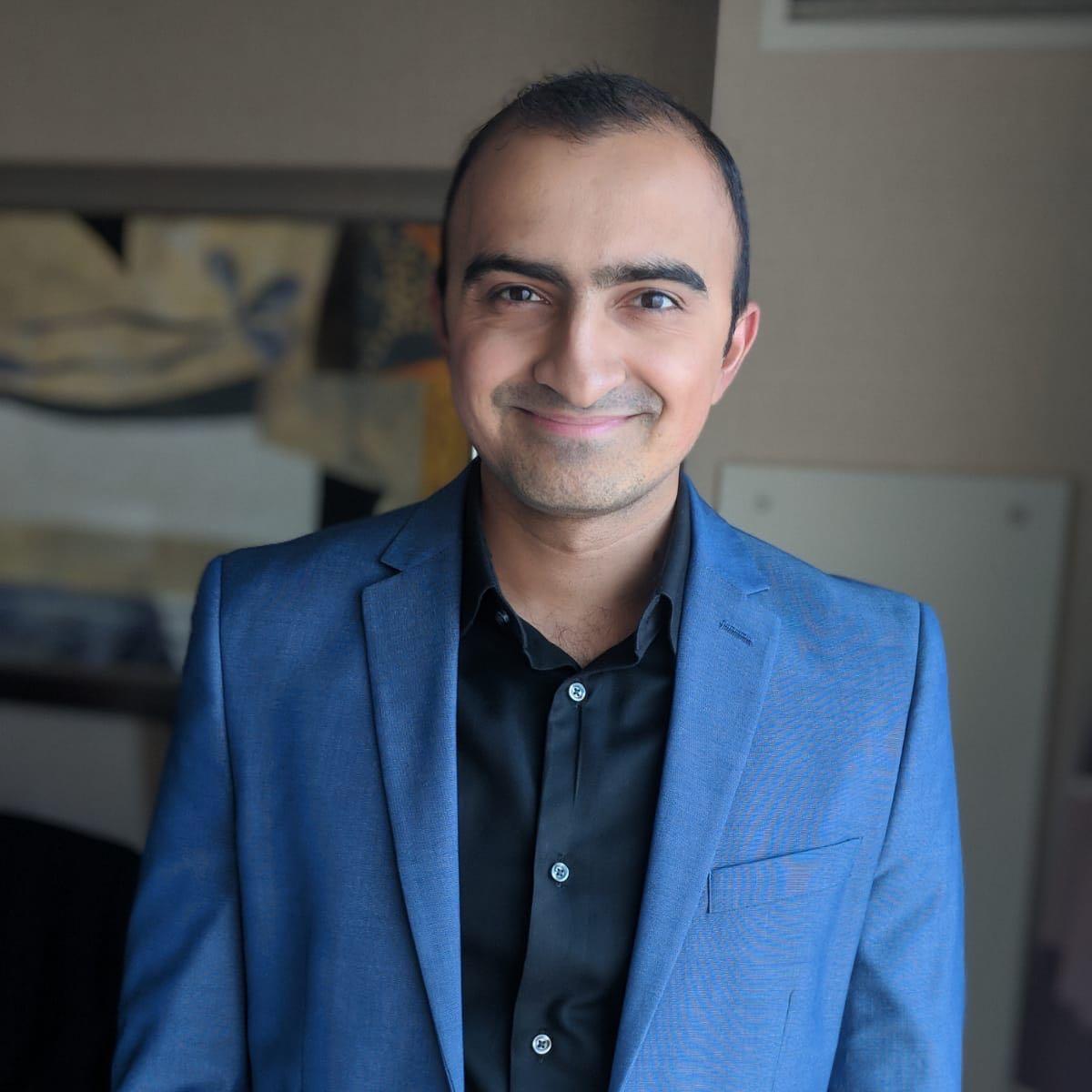 Sagar Couplr App founder