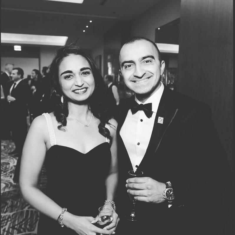 Pooja and Sagar, Couplr App founders