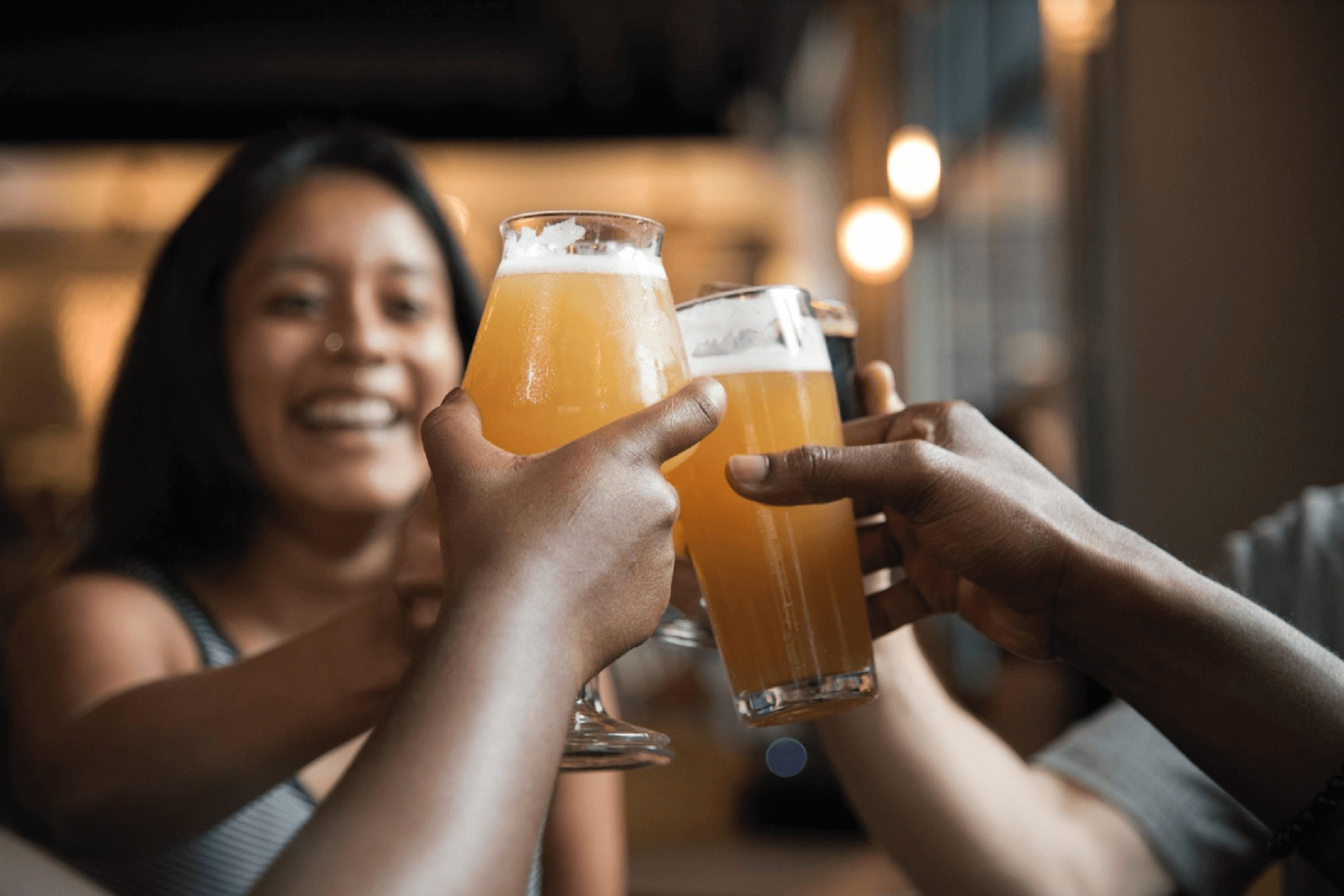 Brewing with your besties